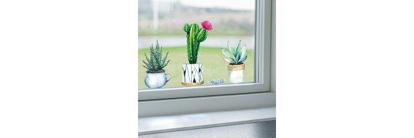 Fenster-Dekoration