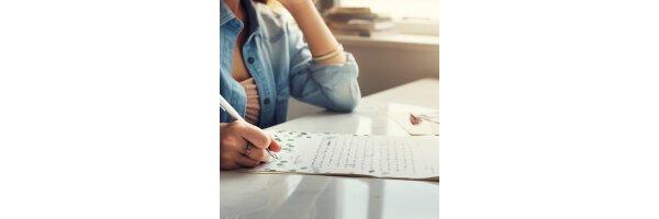 Briefpapier-Motivpapier