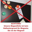 Magnet-Folie in DIN A3 I selbstklebend
