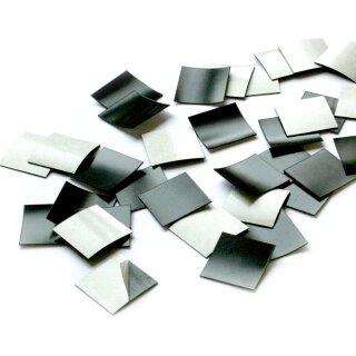 100er Set Magnet-Plättchen selbstklebend