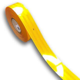 3M Diamond Grade 983 reflektierende Konturmarkierung I Konturband in gelb I 1 Meter