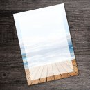 Briefpapier Set Panorama I DIN A4 I 50 Blatt