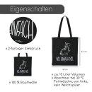 Einhorn Baumwoll-Tasche