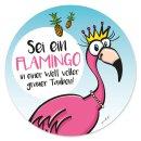 Flamingo Mauspad