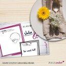 52 Karten Hochzeitsspiel I DIN A6