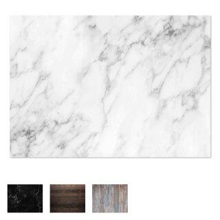 100 Papier-Tischsets mit Marmor-Optik I dv_319 I