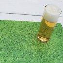100 Tischunterlagen in Rasen-Optik