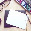 Vielseitige Blanko Postkarten zum Selbstgestalten