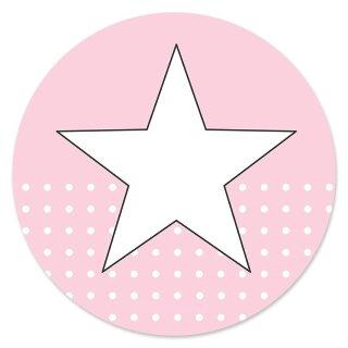 Mauspad rosa Stern