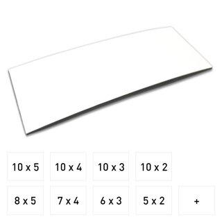 Beschreibbare Magnet-Etiketten