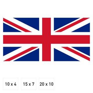 Aufkleber Großbritannien-Flagge
