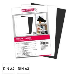 Magnetisches Papier in DIN A3 und DIN A4