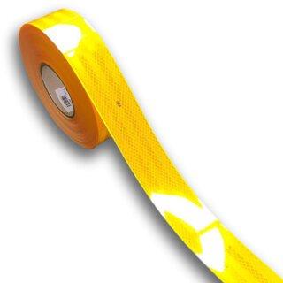 3M Diamond Grade 983 reflektierende Konturmarkierung I Konturband in gelb I 10 Meter